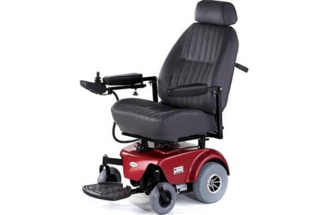motorisedwheelchair intro